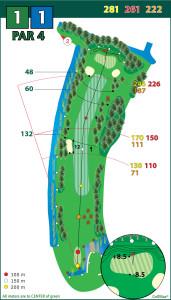 hole-1-Golfclub Flevoland