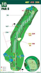 hole-10-Golfclub Flevoland
