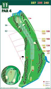 hole-11-Golfclub Flevoland