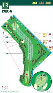 hole-13-Golfclub Flevoland