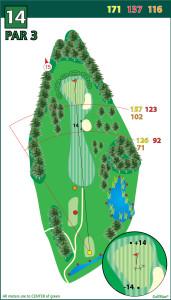 hole-14-Golfclub Flevoland