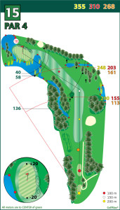 hole-15-Golfclub Flevoland