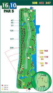 hole-16-Golfclub Flevoland