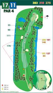 hole-17-Golfclub Flevoland