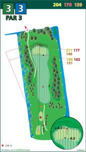 hole-3-Golfclub Flevoland