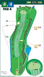 hole-4-Golfclub Flevoland