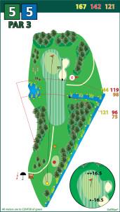 hole-5-Golfclub Flevoland