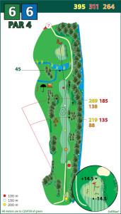 hole-6-Golfclub Flevoland