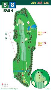 hole-8-Golfclub Flevoland