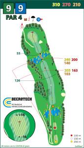 hole-9-Golfclub Flevoland
