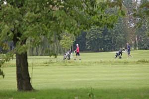 Hole 10 Golfersoppad-Golfclub Flevoland