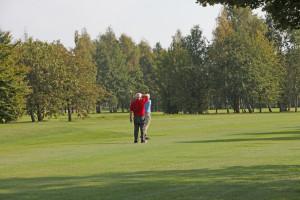 Hole 10 fairway-Golfclub Flevoland
