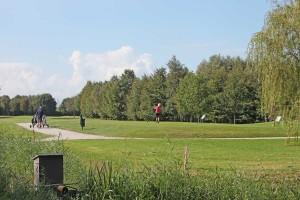 Hole 4 (4) tee-Golfclub Flevoland