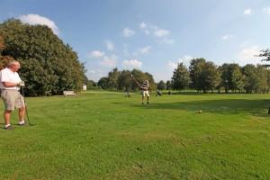 Hole 5 (5) tee 1-Golfclub Flevoland