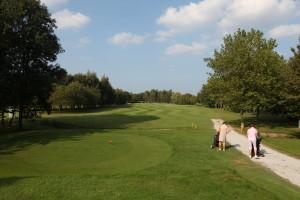 Hole 8 (8) tee-2-Golfclub Flevoland